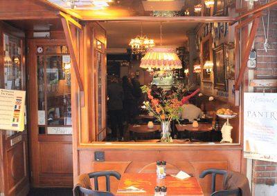 Restaurant The Pantry Amsterdam