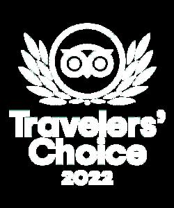Tripadvisor travelers choice award 2021